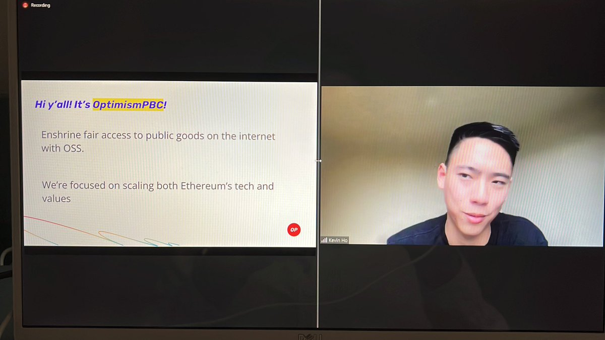 @BlockchainatCU is rocking #ledgerfest! Join now to learn from @optimismPBC w/ @kevinjho_ eventbrite.com/e/blockchainco…