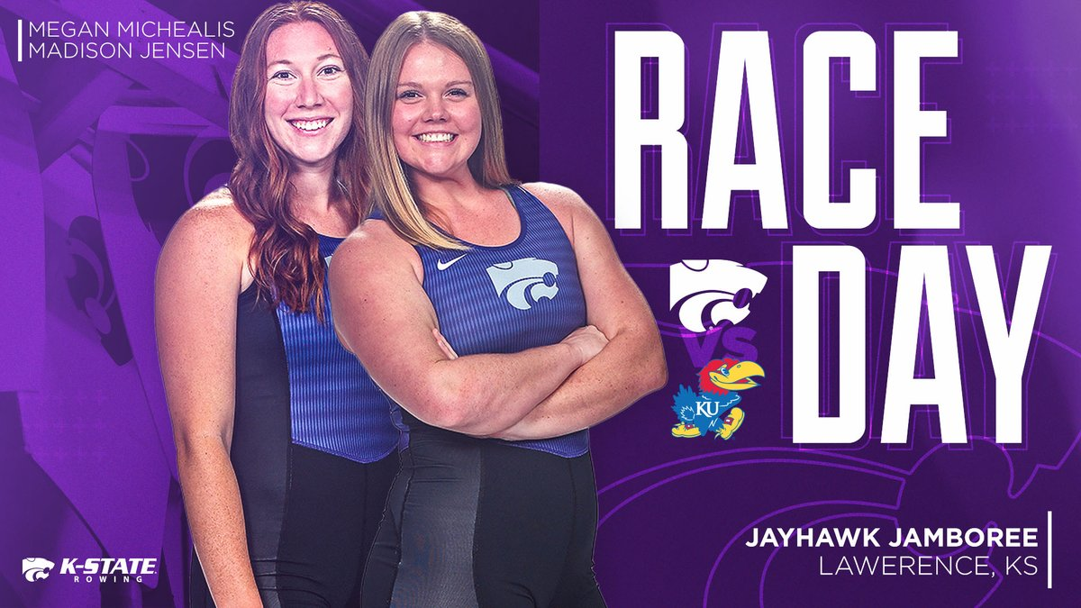 @KStateROW's photo on RACE DAY