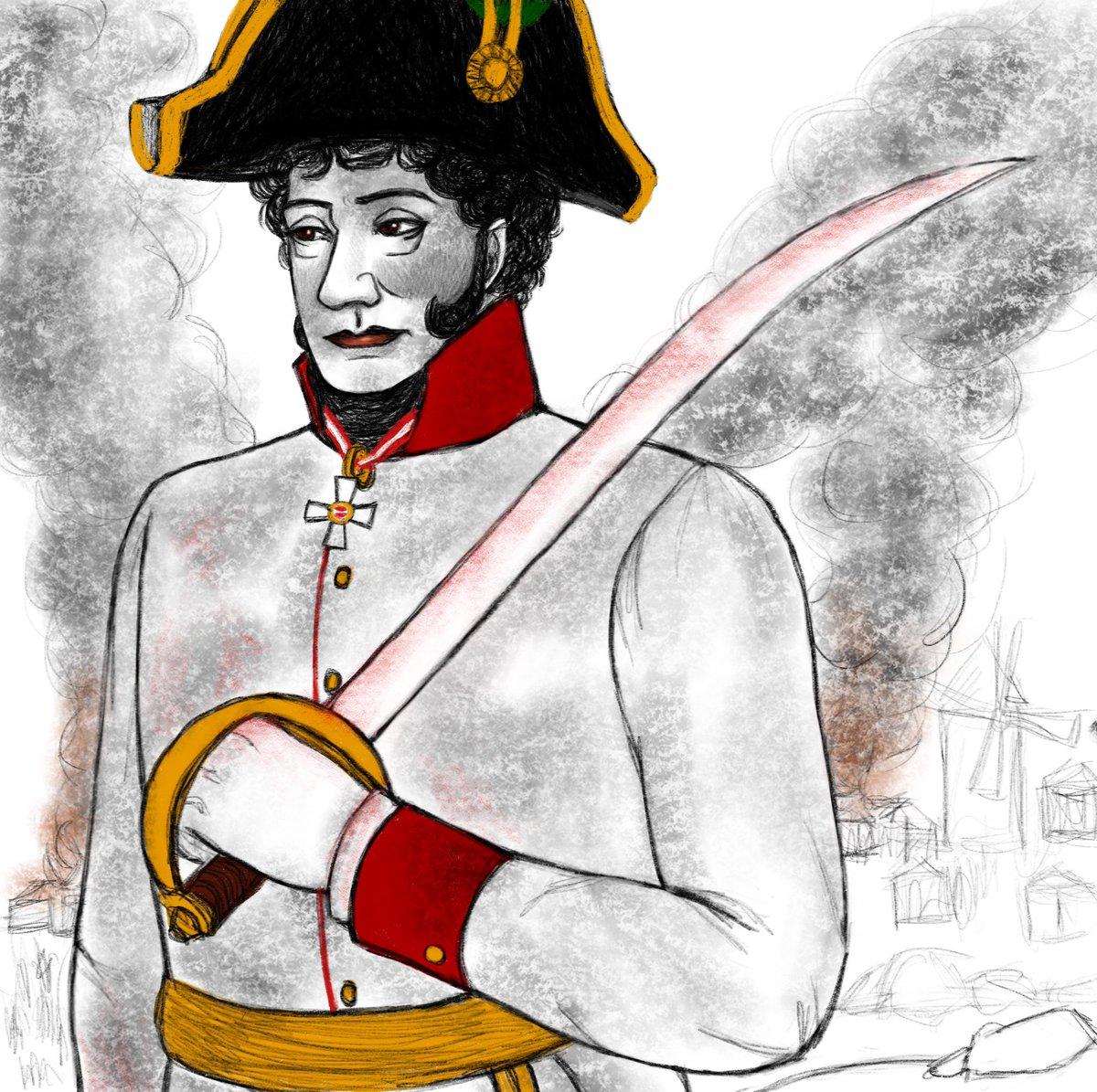 ✒️𝓐𝓷 𝓭𝓮𝓻 𝓚𝓻𝓮𝓾𝔃𝓾𝓷𝓰 🗡  #napoleonicwars #art_kavalergard https://t.co/1APGxgnMtb
