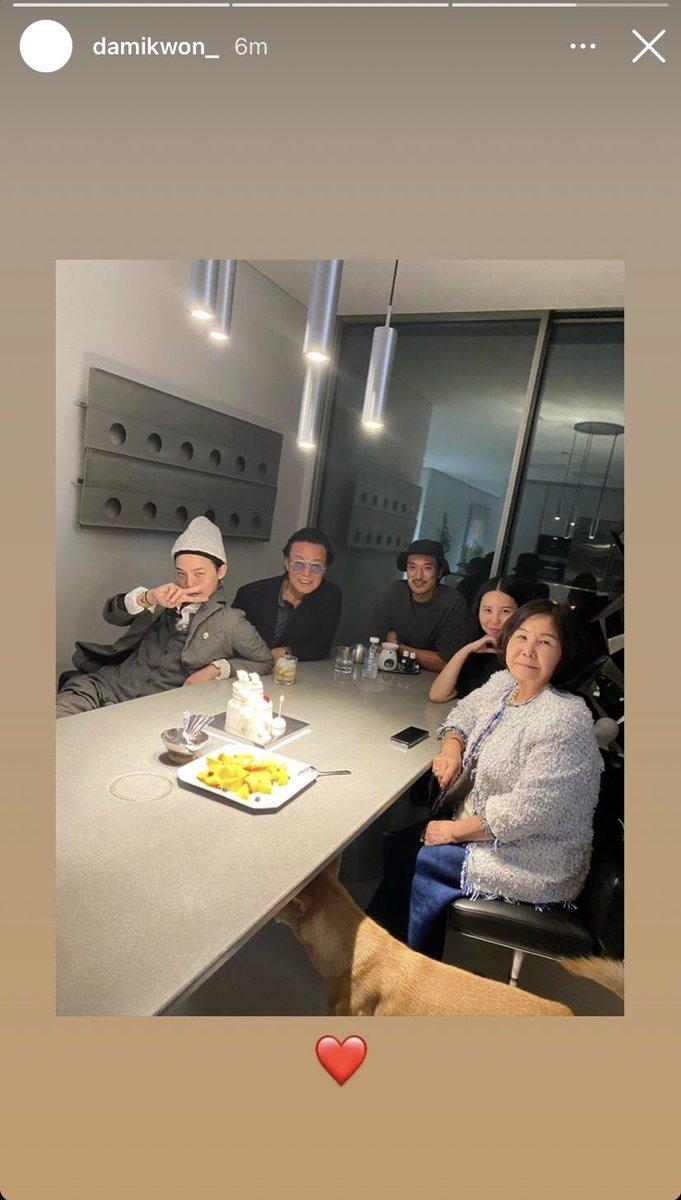 RT @BigBang5everr: Happy Birthday Mama Kwon! ❣️ https://t.co/5Fe5S3UT31