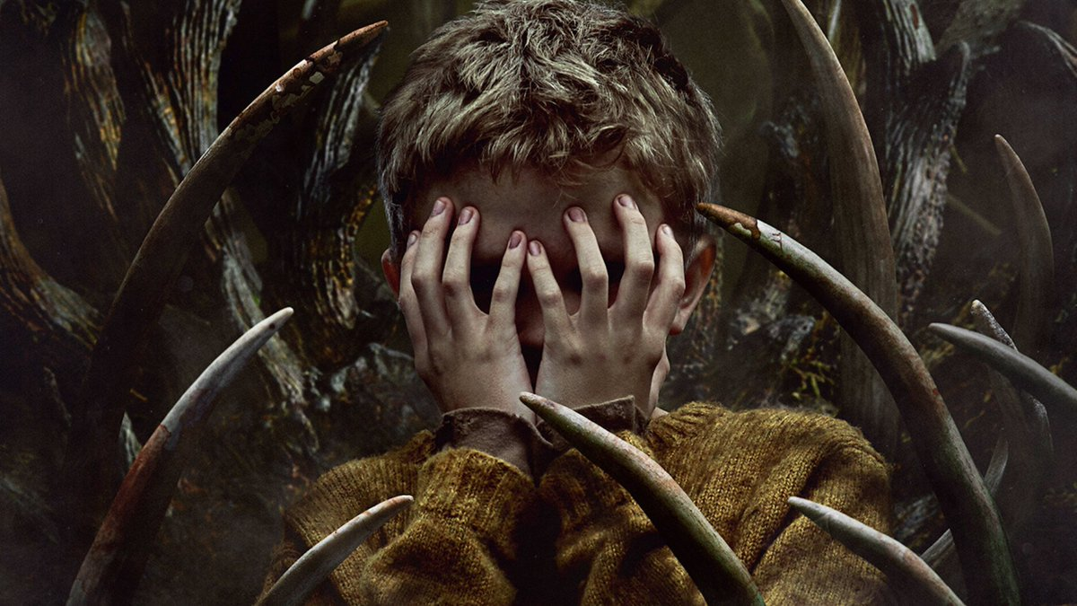 In our exclusive clip from Guillermo del Toro's Antlers, watch the creature attack an unexpecting victim.   Antlers debuts in theaters nationwide on October 29.