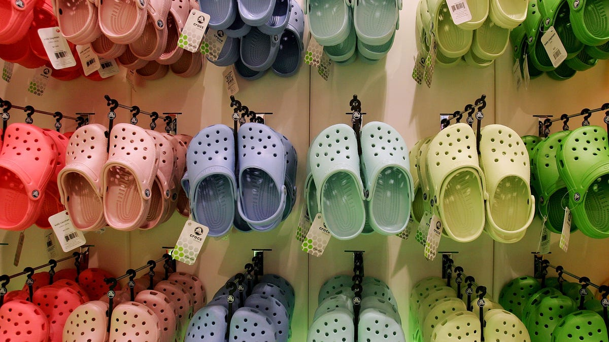 RT @Gizmodo: Don't Worry, Everyone, There Will Always Be Enough Crocs