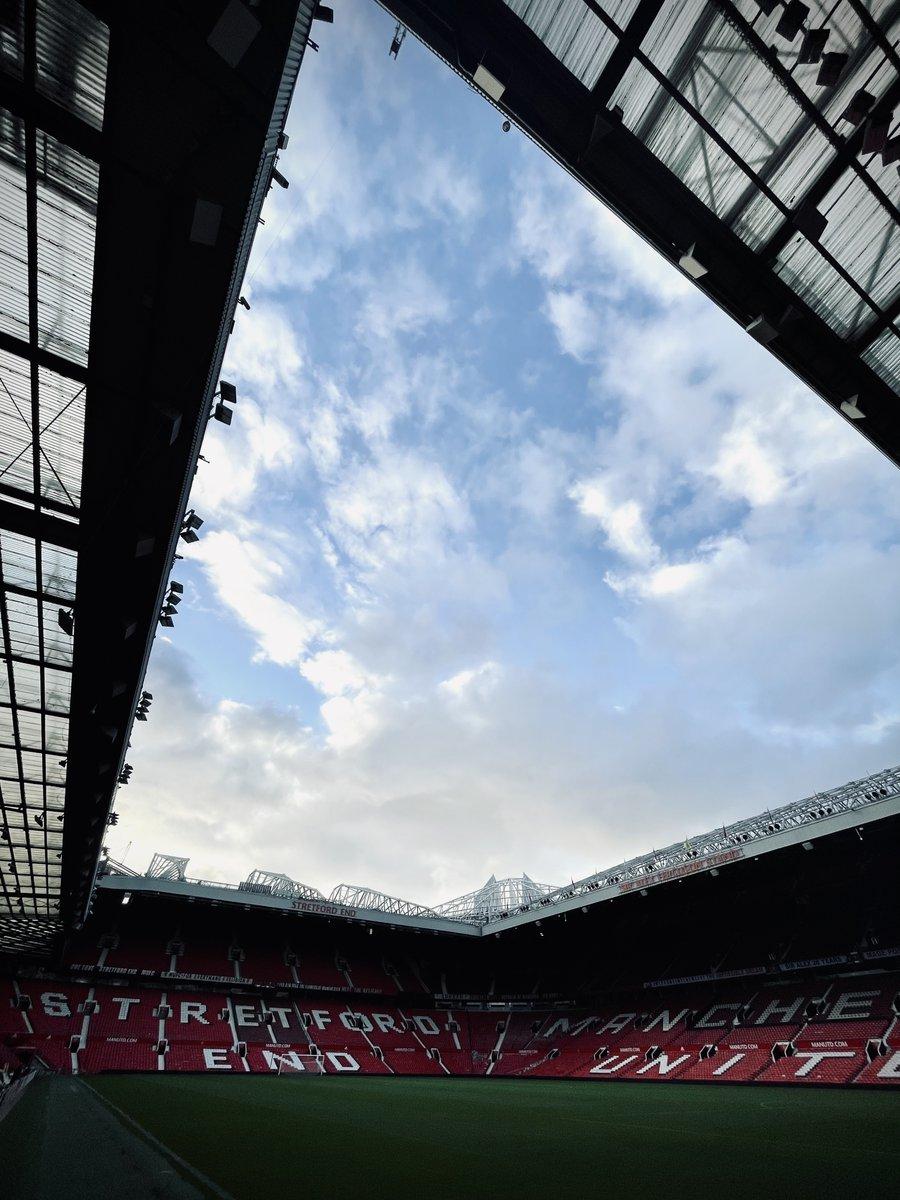 Journée de match -1 #MUFC | #MUNLIV