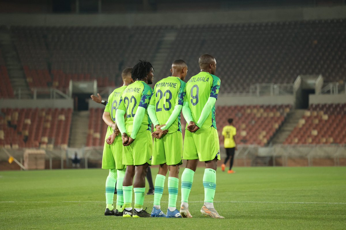What. A. Performance.   Marumo Gallants have secured their place in the final CAF Confederation Cup qualification round!  They swept aside DR Congo giants AS Vita thanks to a 3-2 on agg victory.