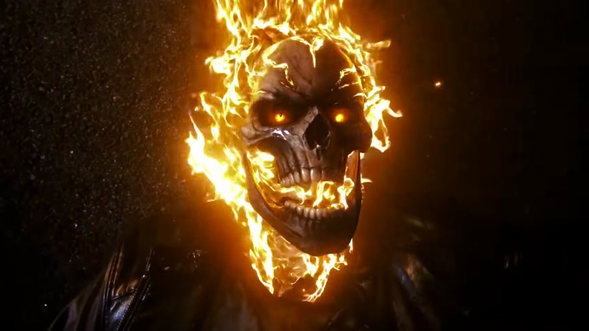 RT @Gizmodo: MCU's Ghost Rider Would Have Had Big Team-Ups... If They Kept Him Around