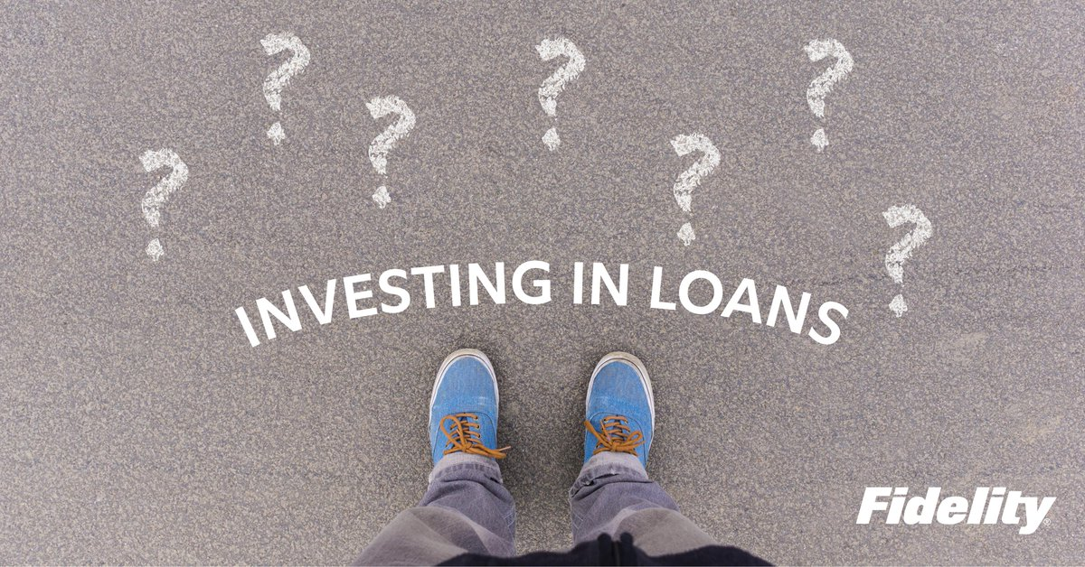 The 'what?,' 'why?,' and 'how?' of investing in loans: go.fidelity.com/ecu6yr
