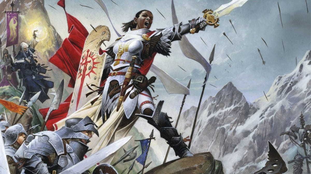 RT @Gizmodo: Pathfinder RPG Maker Paizo Will Voluntarily Recognize Workers' Union