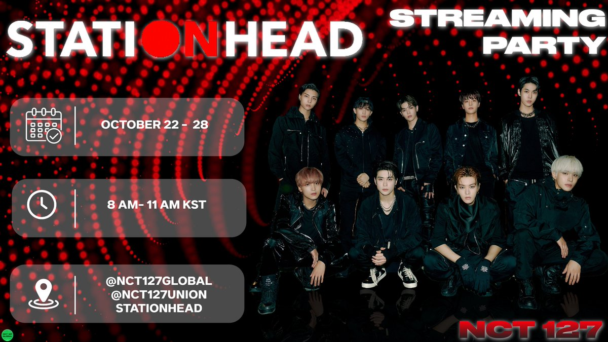[🎧] We are on air on Stationhead!  Join the Billboard team right now to stream #STICKER for Billboard! Make sure to tune in!📻 @NCT127Union @NCT127Billboard   🔗 https://t.co/t1q8l5aJZV  @NCTsmtown_127 #NCT127 #Sticker #Favorite
