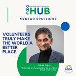 Image for the Tweet beginning: #smallbusinessweek  Thank you Ram Raju for