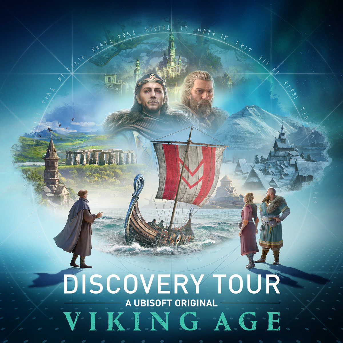 Assassin's Creed's Discovery Tour allows you to experience Viking history like never before!   This new game mode can be a powerful educational tool. @BBCClick chats with our devs and the people bringing the experience to classrooms in the UK.  📑 https://t.co/XphBUBj2rE https://t.co/UNavAn27oD