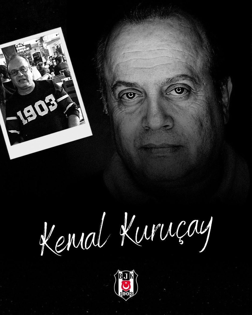 Değerli sanatçı Kemal Kuruçay'ın vefat ettiğini büyük bir üzüntüyle öğrenmiş bulunuyoruz.  Kemal Kuruçay'a Allah'tan rahmet; ailesine, yakınlarına ve sanat dünyasına başsağlığı dileriz.