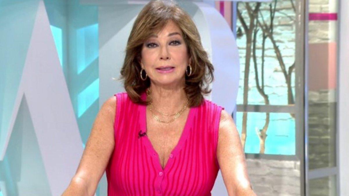 Ana Rosa Quintana hace una revelación muy personal sobre su marido en directo ⬇ https://t.co/QzrYASkkUX https://t.co/VuvMVEdHic