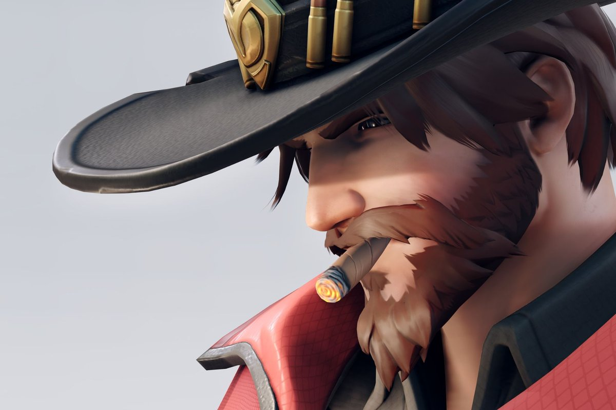 Overwatch's cowboy hero is now named Cole Cassidy