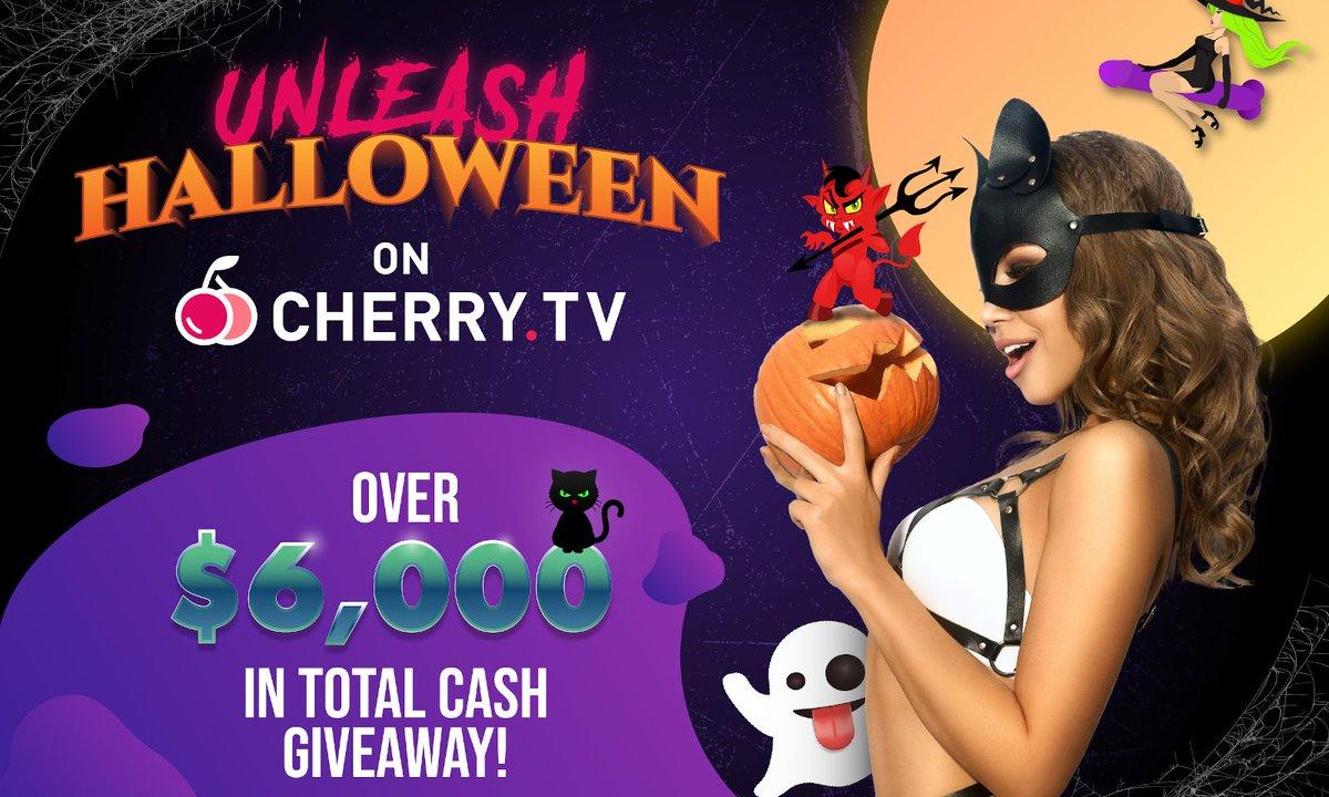 Cherry.tv Launches Halloween Promotion avn.com/business/artic… @cherrytv
