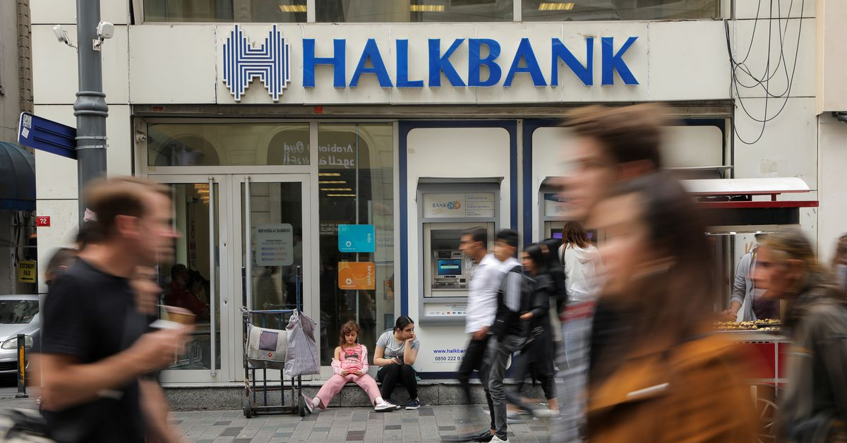 test Twitter Media - Turkey's Halkbank can be prosecuted over Iran sanction violations, U.S. appeals court rules https://t.co/NCGKdkXmtr https://t.co/MMQjl2iXW8