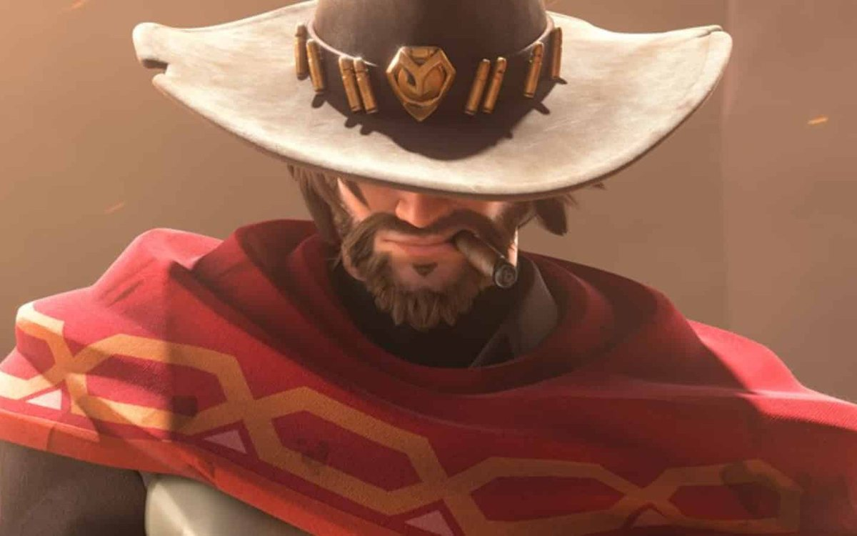 'Overwatch' hero McCree will be renamed Cole Cassidy on October 26th