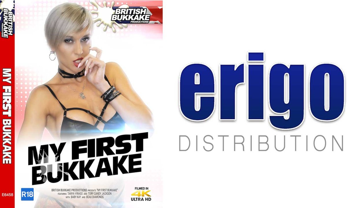 British Bukkake Productions Releases 'My First Bukkake' avn.com/business/artic… @splatbukkake