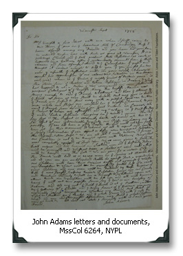 TIL the longest held copyright in the US is a diary written by John Adam in 1753 that remains protected until 2053. via /r/todayilearned ift.tt/3C3YfsA