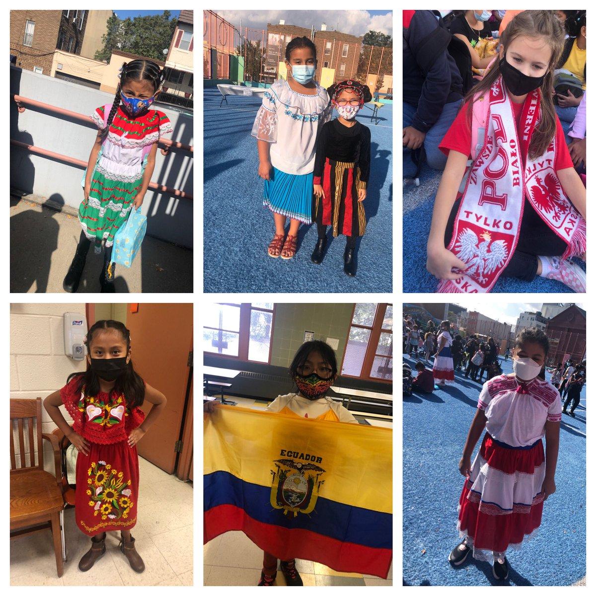 Hispanic Heritage Month 2 @ps24brooklyn