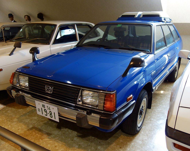 続いてのクルマは、「スバル レオーネ  エステートバン」!#スバルレオーネ #レオーネ #subaru #Leone #Estate #おはようVtuber #Vtuber #クラリゼ #車好き #車好きと繋がりたい #車好きな人と繋がりたい