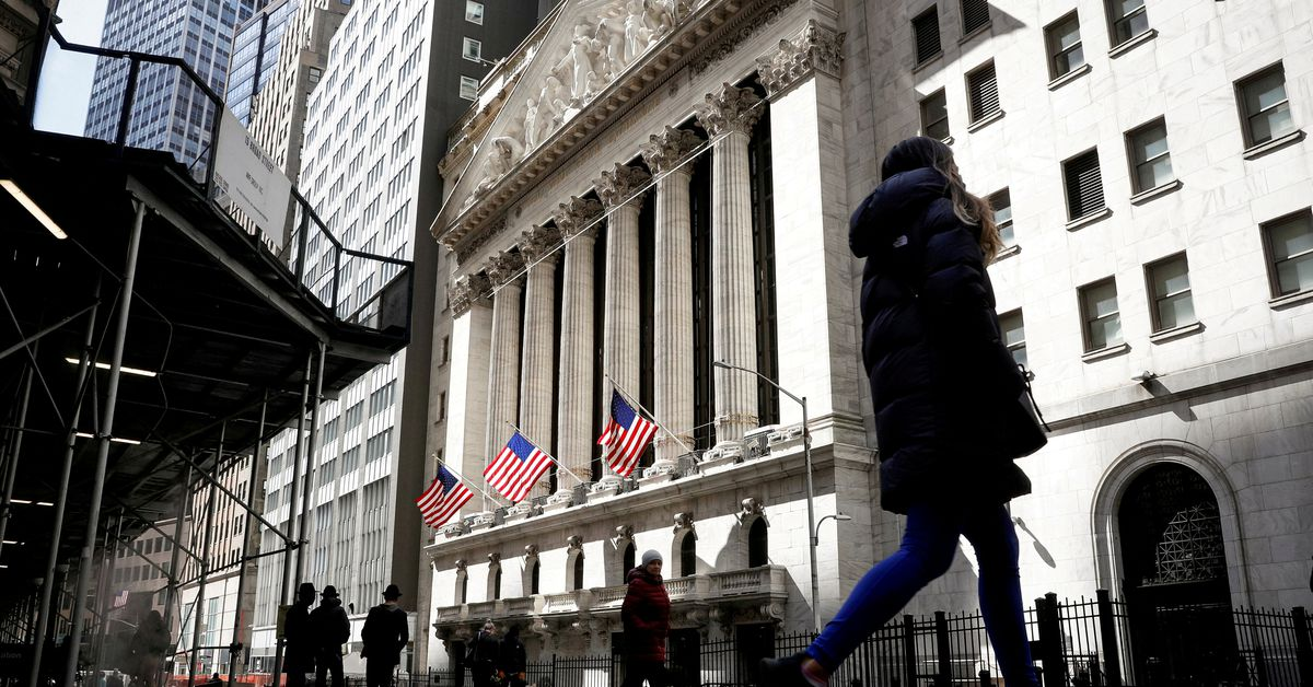 Wall St Week Ahead Tech giants' earnings may be another test for markets at new highs