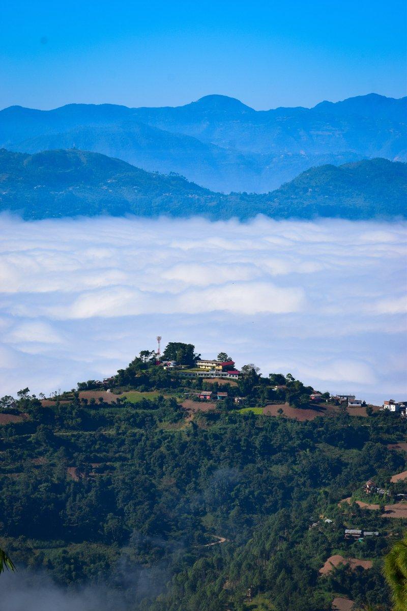 Digam , Gulmi. #landscapephotography #gulmi #PhotoOfTheDay #Photography #visitnepal #explorenepal #clouds