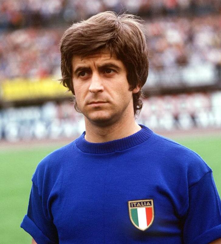 'Before we played Italy at Hampden in the World Cup in 1965, Jim (Baxter) was prancing up and down the dressing-room saying, 'Rivera? I'll Rivera him when I get out there.' ' - Billy Bremner on Gianni Rivera, the top Italian player of his generation, 1985.