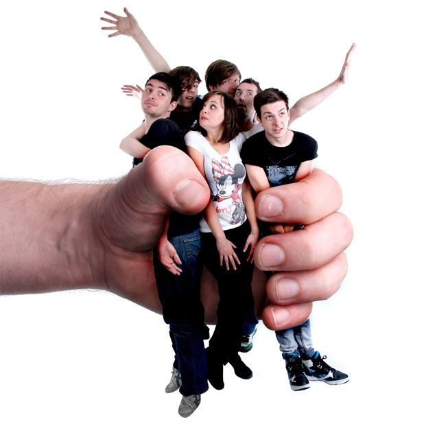 Dananananaykroyd from Glasgow. 2 albums, 9 singles. Years active, 2006-2011. Their song 'Black Wax' featured in video gameFIFA 10.