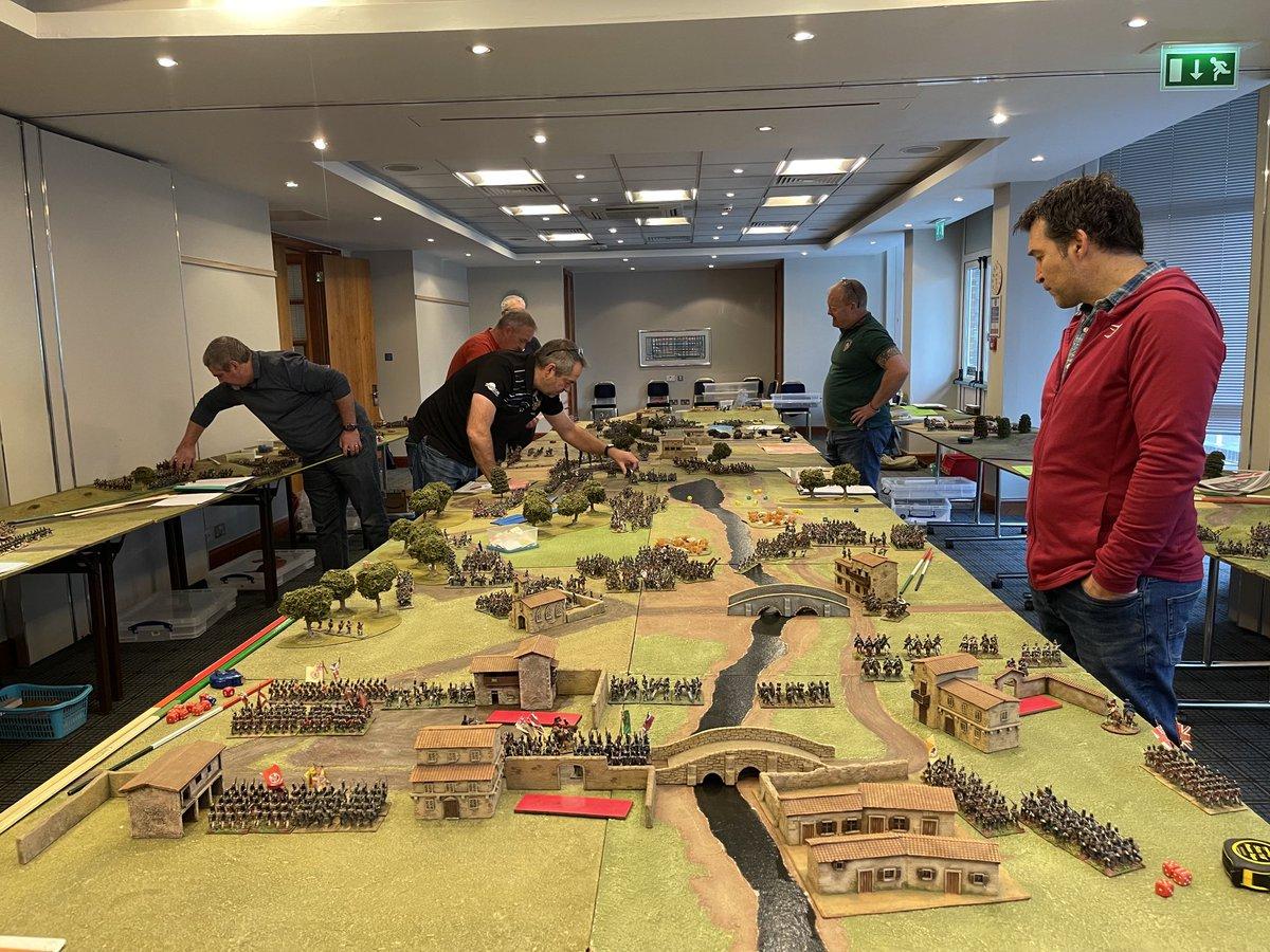 "RT @Wargameshc1: The ""What if"" Battle of Vigo 1808. #napoleonicwars #wargamesholidaycentre #wargames #wargaming https://t.co/VYtp39eG6G"