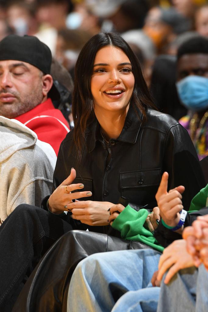 Kendall'ın Selamı Var 👋  #NBA75