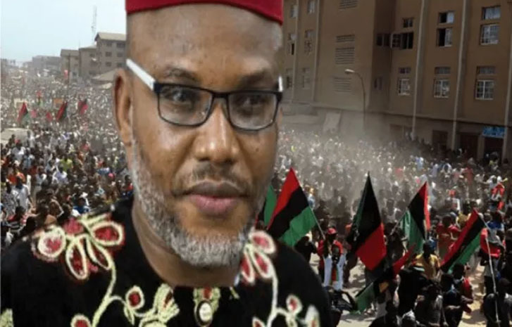 RT @thesunnigeria: BREAKING! Kanu: IPOB threatens one week lockdown in S'East from Nov, 5 - https://t.co/6LpdnedAUM https://t.co/UN2MG9eD8a