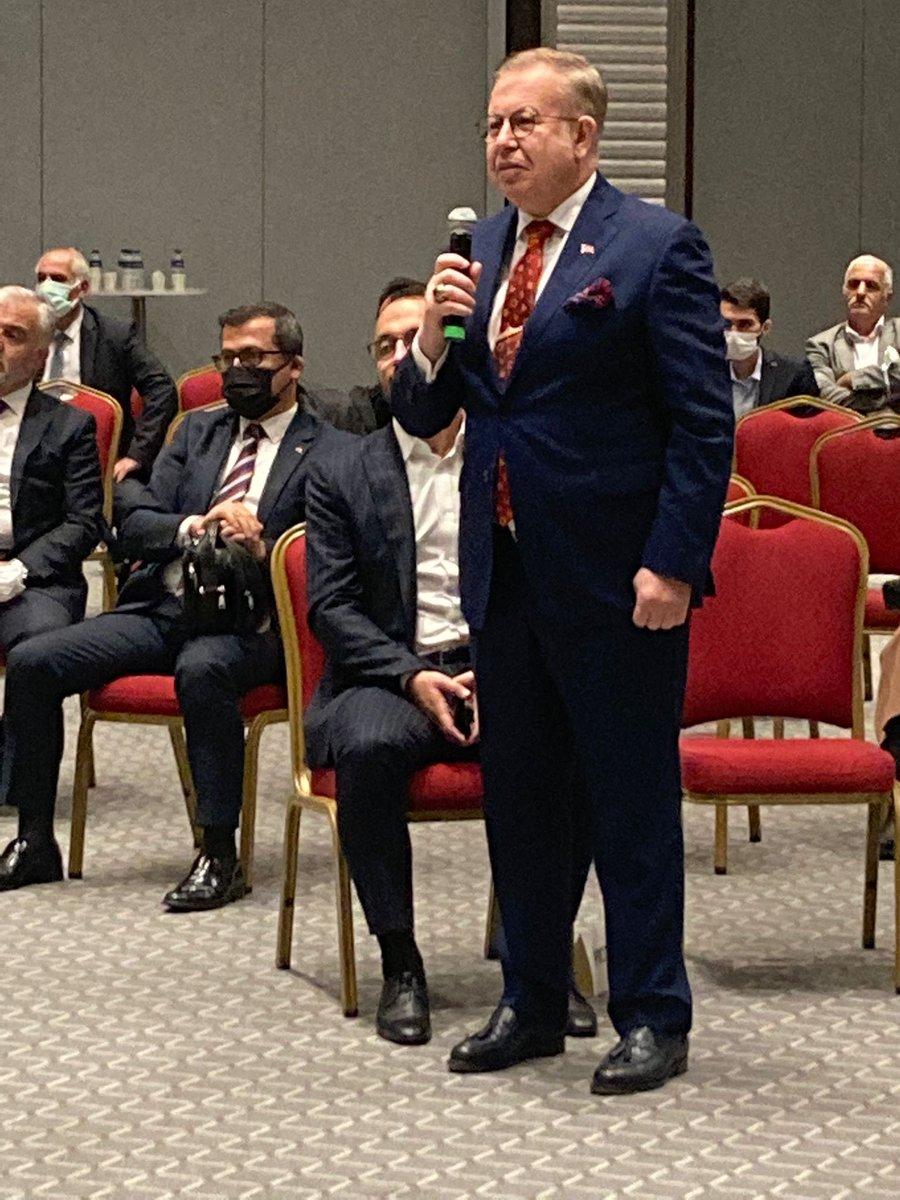 🇹🇷⚓ TÜRK DEGS Başkanı Doç. Dr. Cihat Yaycı ; 'Libya antlaşması Türk kılıcı, Türk kalkanıdır. Bunu Yunan basını söylüyor. Libya antlaşması ile Türkiye'nin sınırı dörtte bir büyümüştür.'