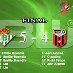 Image for the Tweet beginning: ¡FINAAAAAAAL! vaya remontada. Primera victoria