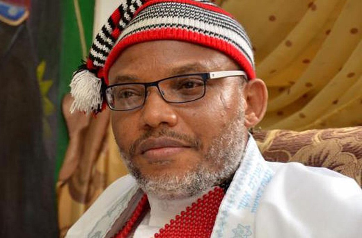 RT @vanguardngrnews: Release Nnamdi Kanu before November 4th or… – IPOB https://t.co/pUOIdgUU4k #vanguardnews https://t.co/3Zlg9WCUcI