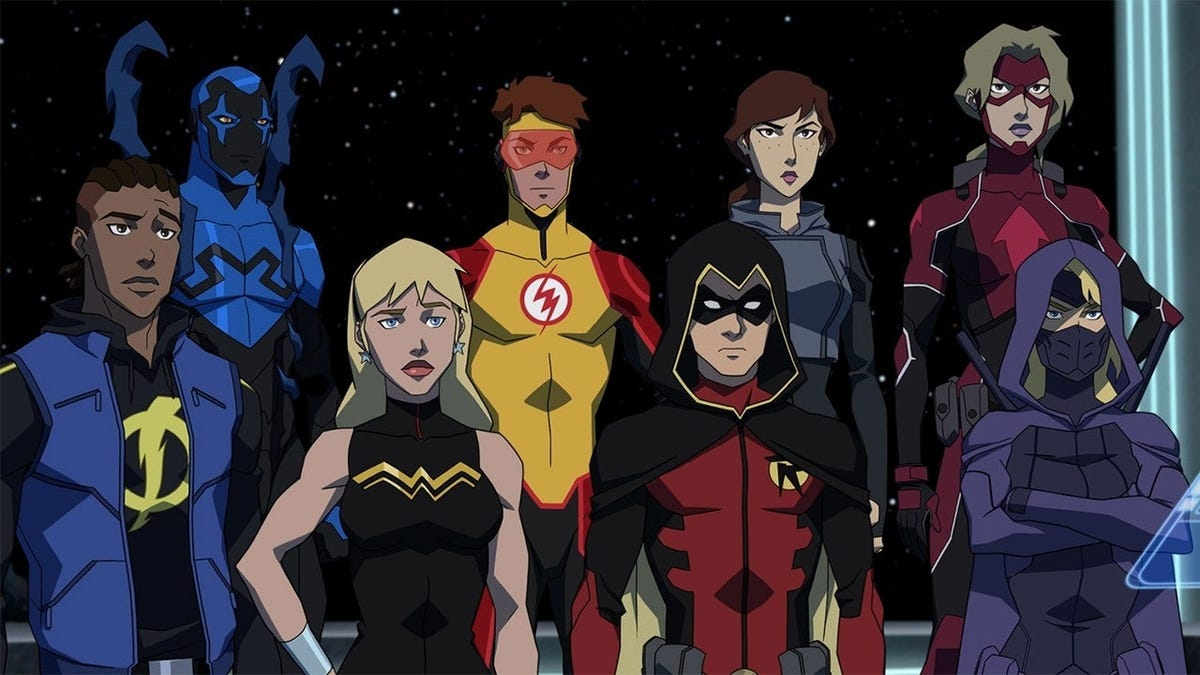 Young Justice's Future is Up to Its Fans, Again