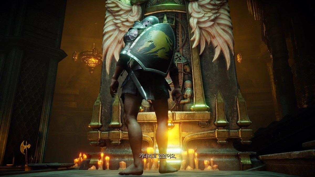 #DemonsSouls #PS5 Demon's Souls PS5 #PS5Share, #DemonsSouls  바지 입을 체력을 주세요 https://t.co/RXugPE7dlN
