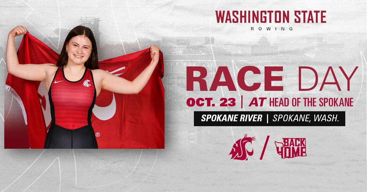 @WSUCougarRowing's photo on RACE DAY