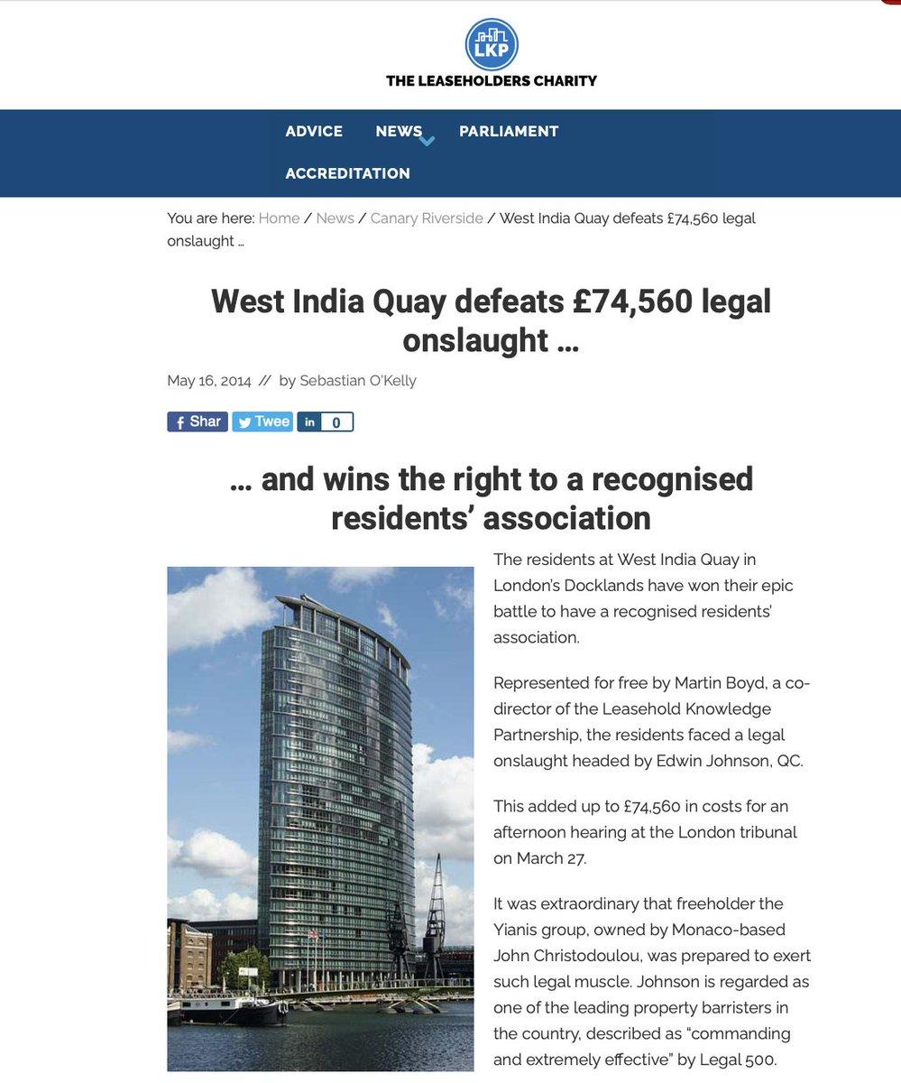 @LKPleasehold 1:0 John Christodoulou leaseholdknowledge.com/west-india-qua…