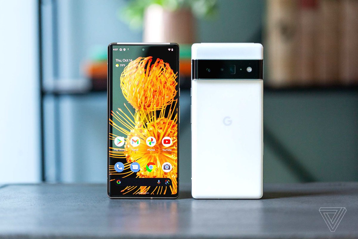 Here's how the Pixel 6 compares to the Pixel 6 Pro
