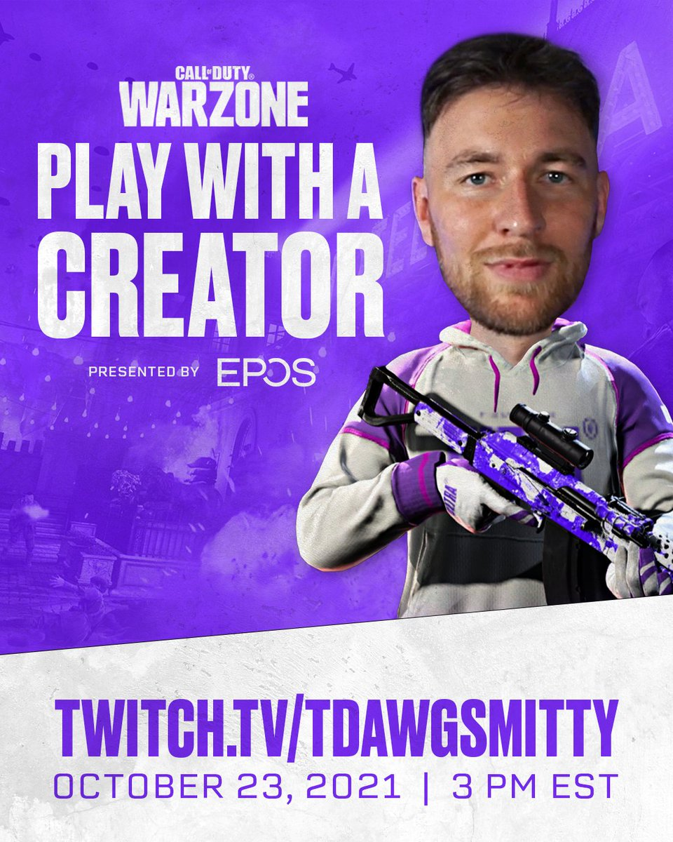 LET THE GAMES BEGIN! A 30 bomb = a new @eposaudiogaming headset 🎧  Have fun out there @tdawgsmitty @Mohrtown @Sasquatchyy  📺 https://t.co/KY0A0hPvBT
