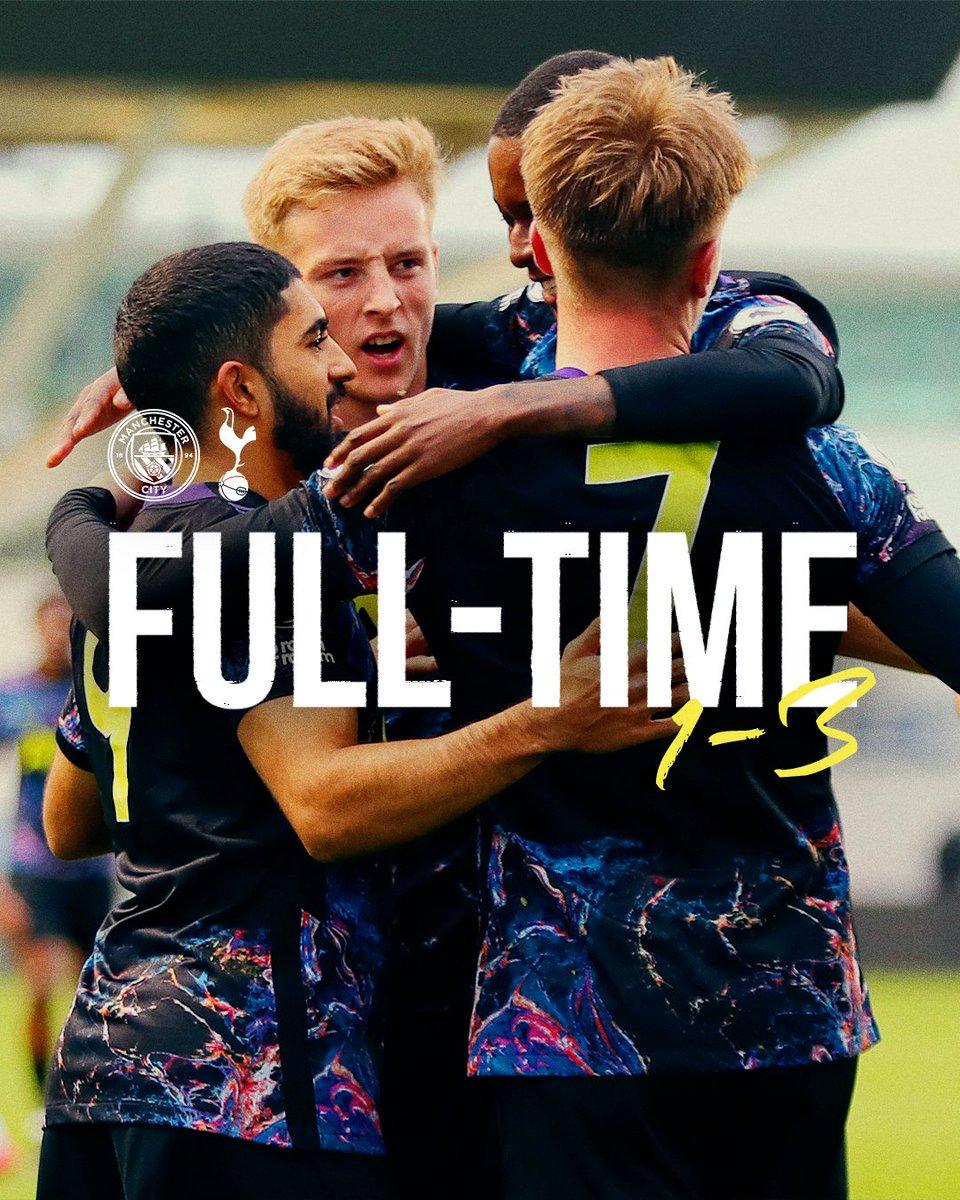 Nos U23 prennent les trois points et mettent fin à l'invincibilité de City en début de saison grâce à une prestation impressionnante à Manchester.