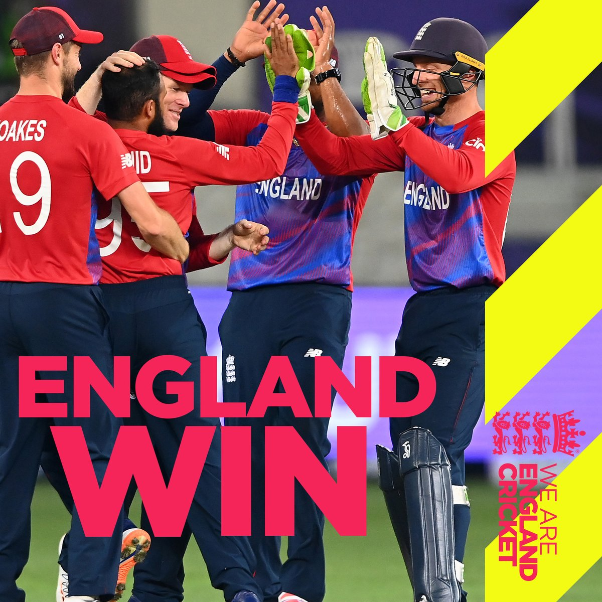 Victory to start our 🌏🏆 campaign!   Scorecard: https://t.co/4itCWFqDv8  #T20WorldCup   #EnglandCricket https://t.co/kkfXh5oFvV