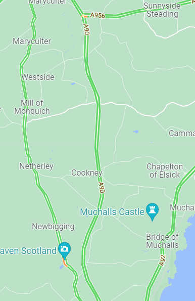 test Twitter Media - ❗️NEW ⌚️17:54  #A90 BDV   The #A90 partially blocked S/B at Rothnick due to a broken down vehicle⚠️  Police are on route🚔  #DriveSafe @ARL_AWPR @AberdeenTravel @originalfm https://t.co/u0sl7rqAaW