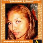 Image for the Tweet beginning: #TeBuscamos Jenny Isabel Jiménez, 27