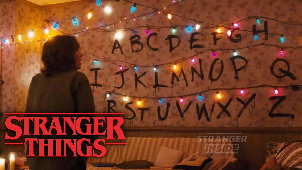 🕰️ Todo dia uma foto aleatória de Stranger Things até anunciarem os títulos dos episódios da quarta temporada  DIA 12  #StrangerThings4
