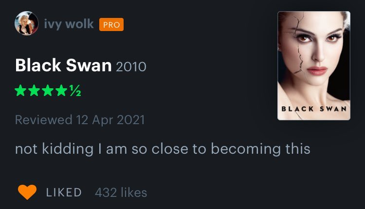 letterboxd reviews with threatening auras (@letterboxdauras) on Twitter photo 2021-10-23 17:25:07