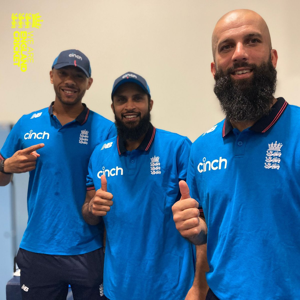 Got a question for these three? 🤔  Get them in now! 👇   #T20WorldCup   #EnglandCricket https://t.co/Ds147omIM7