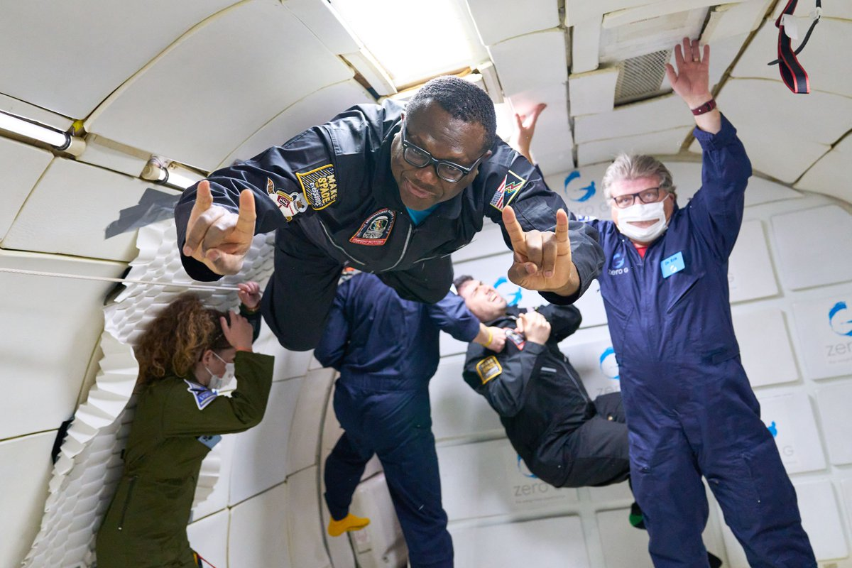 The mission to break barriers to space travel for people with disabilities
