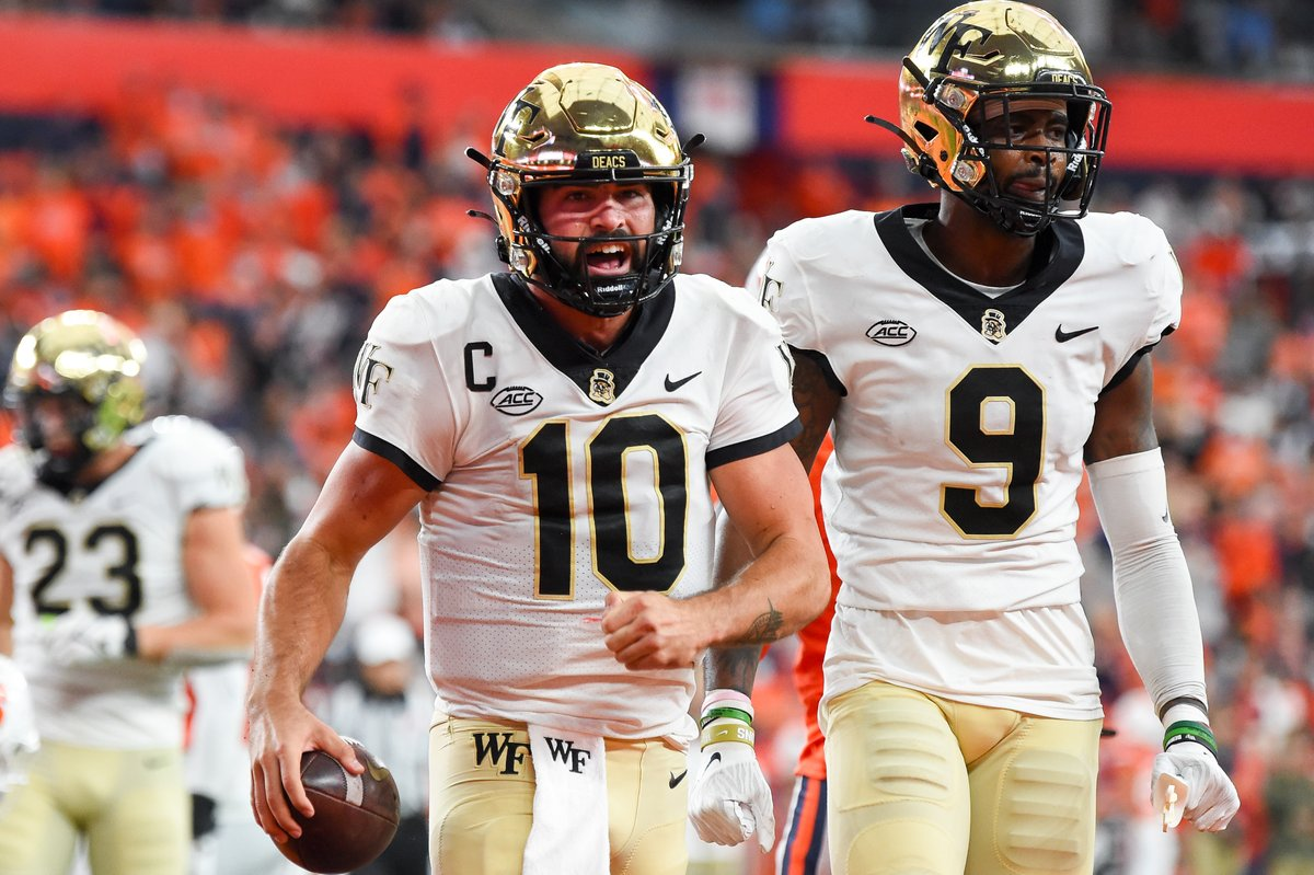 @PFF_College's photo on Wake Forest