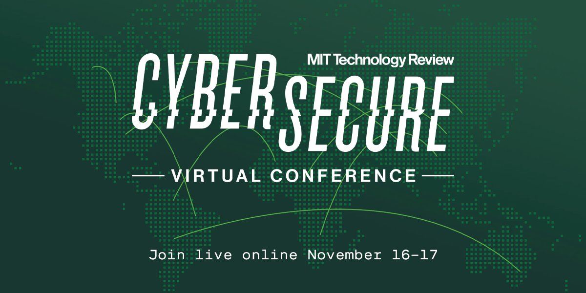 Ransomware Response: CyberSecure 2021, a virtual conference. Check out the full agenda: